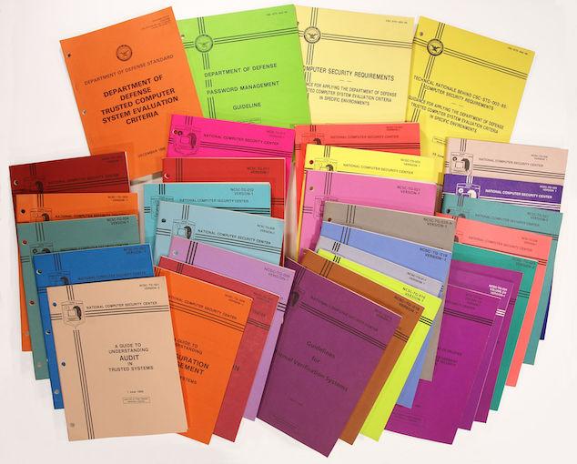Rainbow Series Books
