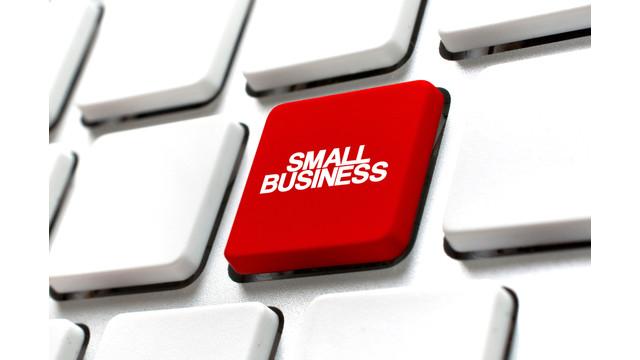 Small Business Keyboard Button