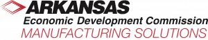 Cybersecurity Arkansas Economic Development Commission Logo